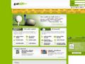 Náhled webu GolfCzech.cz