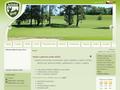 Náhled webu Ještěd Golf a Country Club