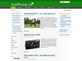Náhled webu Golf Portal.cz