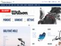 Náhled webu Golf pro všechny