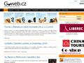 Náhled webu Česká asociace Go (ČAGo)