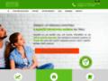 Náhled webu Gepard Finance