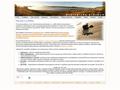 Náhled webu GP - geologický průzkum Karlovy Vary