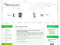Náhled webu GPS Navigace Shop