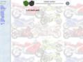 Náhled webu C.J.'s Moto Page