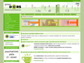 Náhled webu Občanské sdružení Green Doors