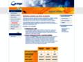 Náhled webu Gringo webhosting