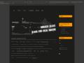 Náhled webu Informace ze světa Harley-Davidson