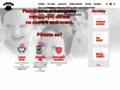 Náhled webu HAIMA - občanské sdružení pro pomoc dětem s hematologickým a onkologickým onemocněním
