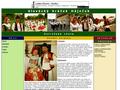 Náhled webu Háječek, slovácký krúžek