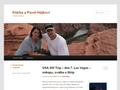 Náhled webu Drahomíra a Pavel Hájkovi