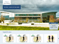 Náhled webu Víceúčelová hala v Opavě