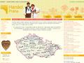 Náhled webu Hanáci - Praha