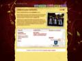 Náhled webu Folklorní soubor Hanačka