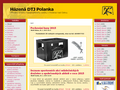 Náhled webu DTJ Polanka