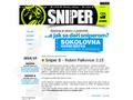 Náhled webu DC Sniper Horní Bečva