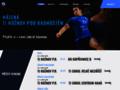 Náhled webu TJ Rožnov pod Radhoštěm
