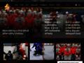 Náhled webu HC Slovan Opava