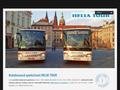 Náhled webu Helia Tour