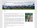 Náhled webu PhDr. Richard Herrmann - Firemní výuka německého jazyka