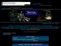 Náhled webu HunterHeadovy stránky