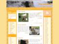 Náhled webu Radčin zvířetník