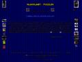 Náhled webu Hlavolamy - Puzzles