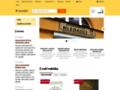Náhled webu Knihkupectví Hledající