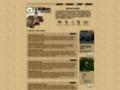 Náhled webu Hlinecký horolezecký klub