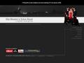 Náhled webu His Master's Voice Band