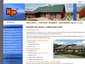 Náhled webu Holiday-Pacific Homes