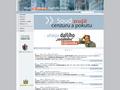Náhled webu Hnutí na obranu majitelů realit (HOMR)