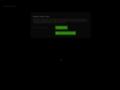 Náhled webu Honda