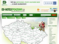 Náhled webu HotelyPensiony.cz