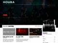 Náhled webu Houba