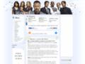 Náhled webu Doktor House