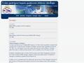 Náhled webu Česká společnost hepato-pankreato-biliární chirurgie