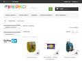 Náhled webu Bořek Stavitel e-shop