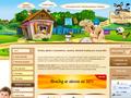 Náhled webu Dřevěné hračky Ijáček