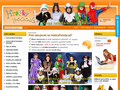 Náhled webu Hračky pohoda