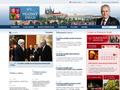 Náhled webu Pražský hrad