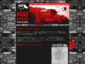 Náhled webu Hrad Houska