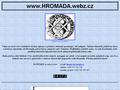 Náhled webu Hromadovi