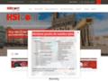 Náhled webu HSIcom