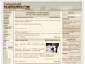 Náhled webu HO Humanita