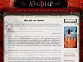 Náhled webu Husité
