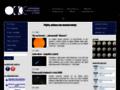 Náhled webu Hvězdárna a planetárium Plzeň
