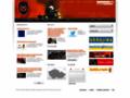 Náhled webu Hasičský záchranný sbor Zlínského kraje