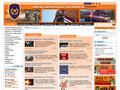 Náhled webu Hasičský záchranný sbor Libereckého kraje