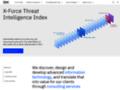 Náhled webu IBM Česká republika
